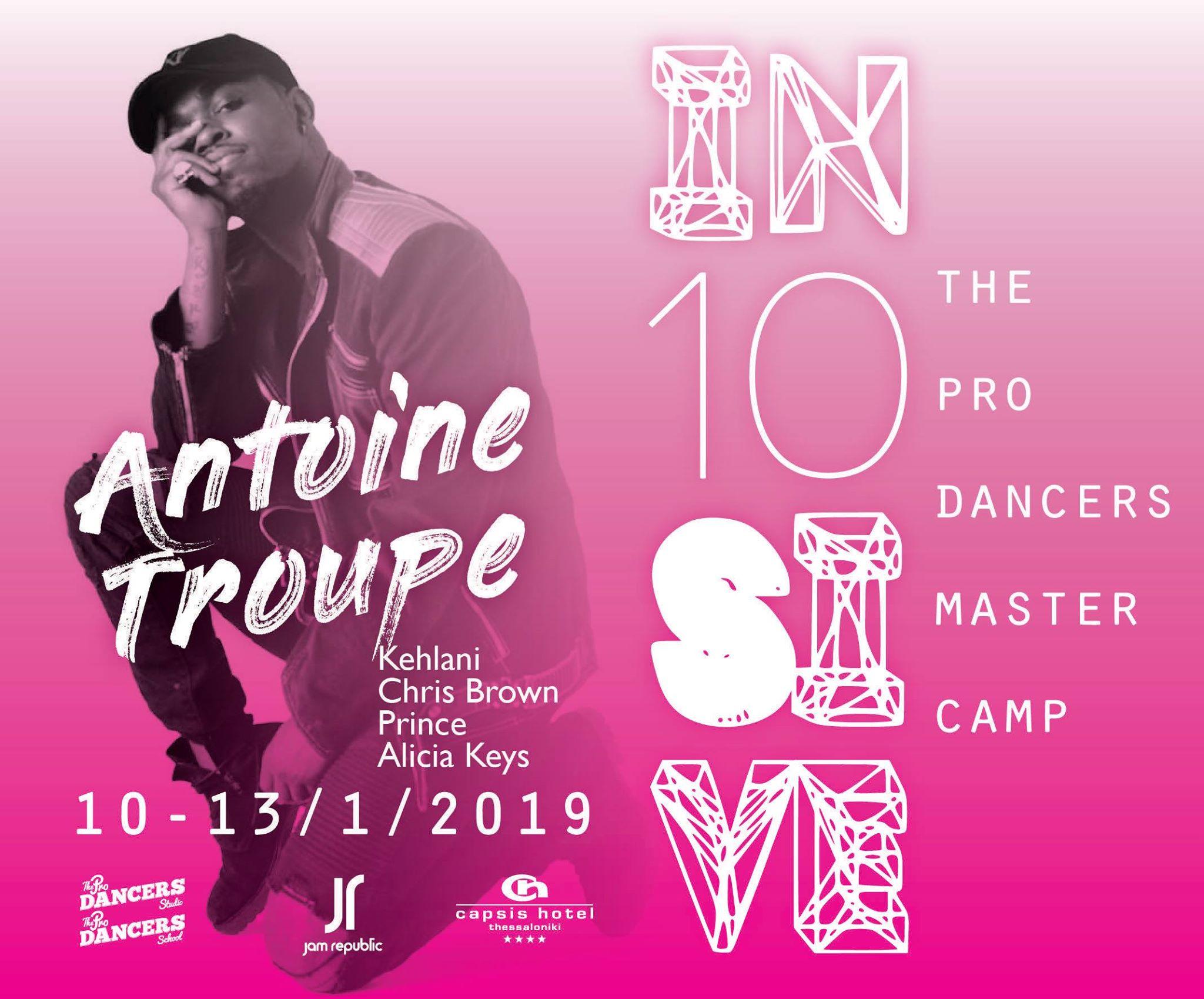 Antoine Troupe